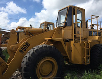 International Certificated Cat Used Wheel Loader 950B at low price, All Series Cat Hydraulic Loader for hot sale