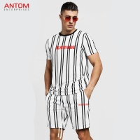 High Quality Lagos T Shirt amd Shorts Set / New Design T Shirt 2018 / High Quality Man Shirt twinset Made by Antom Enterprises