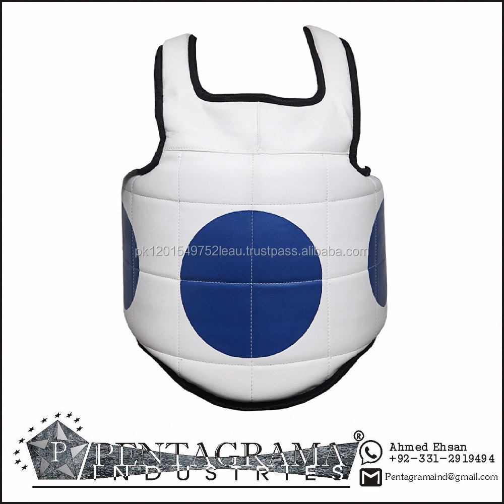 Body Protection Safety Boxing Martial Arts Chest Guard