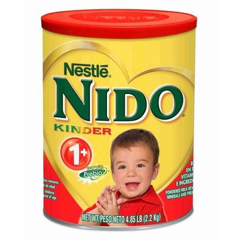 RED CAP NESTLE NIDO 1+ MILK POWDER FOR SALE