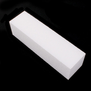 New 12Pcs Buffing Sanding Nail Buffer Block Files Acrylic Pedicure White Buffer Block Manicure Nail Art