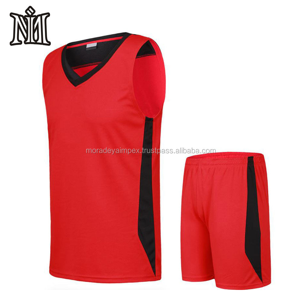 Basketball Basket Ball Jersey Shirt Uniform SETS FOR MEN MADE IN PAKISTAN