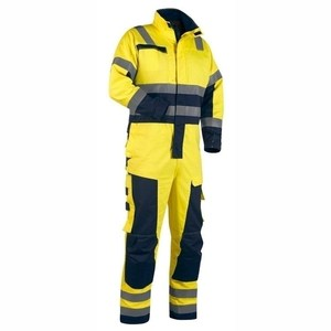 acid resistant work clothing coveralls uniform design