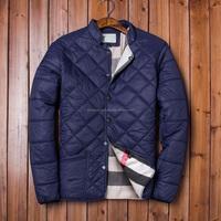 2017 UK US Spring men jacket Outwear warm winter overcoat parka big size cotton padded jackets coat men's cotton jackets