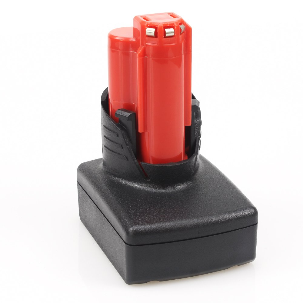 M12 battery for Milwaukee 12V Battery 4.0Ah 4000mah Lithium-Ion 48-11-2411 48-11-2402 48-11-2440 M12 XC Cordless Drill