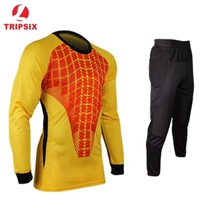Best Long Sleeves Goal Keeper Training Jersey Shirt For Selling