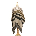 travel picnic party shawl and concert cloak Blanket Poncho Cape Shawl Coat