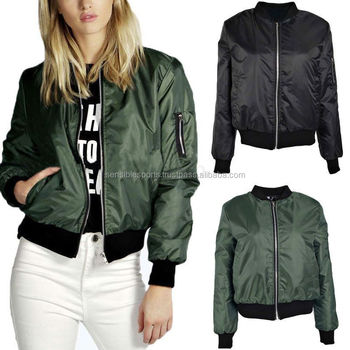 Custom Bomber Baseball Jacket/ Wholesale Flight Jackets - Buy ...