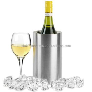 High quality stainless steel Wine Cooler for bar tool
