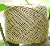 2MM to 12MM Factory Supplied Natural Jute Yarn Twine Rope