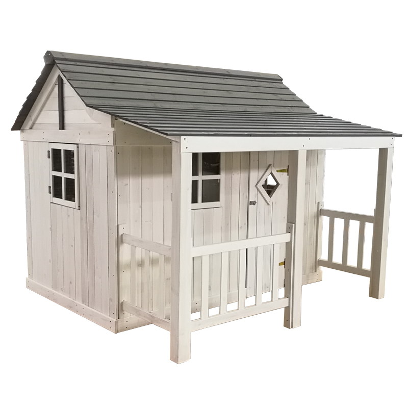 Wooden Garden Funny Kids Playhouse With Balcony Buy Playhouse With Balcony Wooden Playhouse Kids Playhouse Product On Alibaba Com