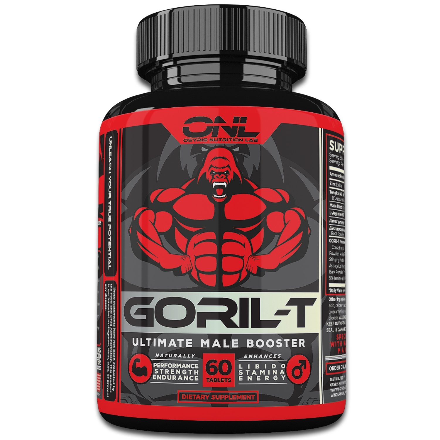 best testosterone booster for strength