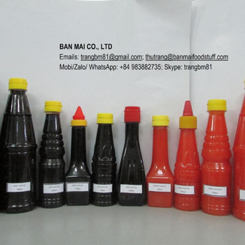 Vietnam Biggest Supplier For High Quality Sauce In Pet Bottle - Buy Soy  Bean Sauce,Sauce In Pet Bottle,Chilli Sauce Product on Alibaba com