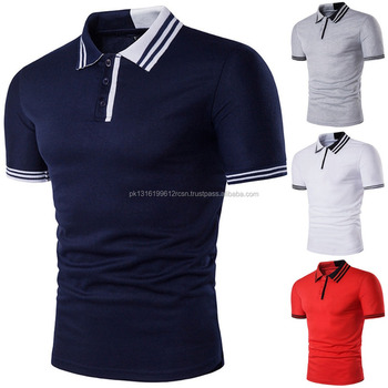 Stijlvolle Slim Fit POLO Shirt Mens