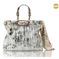 Woman Leather Handbags Made In Italy