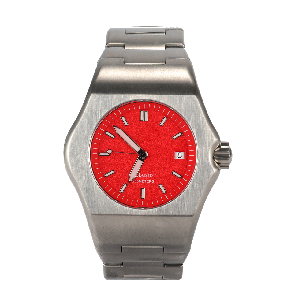 Brand OEM Man Watch 10ATM Waterproof Stainless Steel Custom Automatic Watch