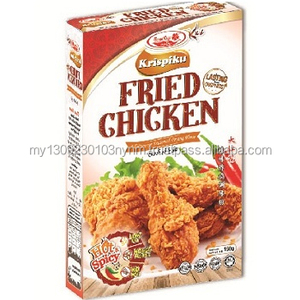 Hot & Spicy Kentucky Fried Chicken Flour (Bunga Raya)