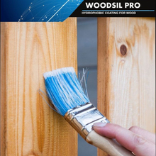 Nano Coating for Wood - up to 20 years durability!