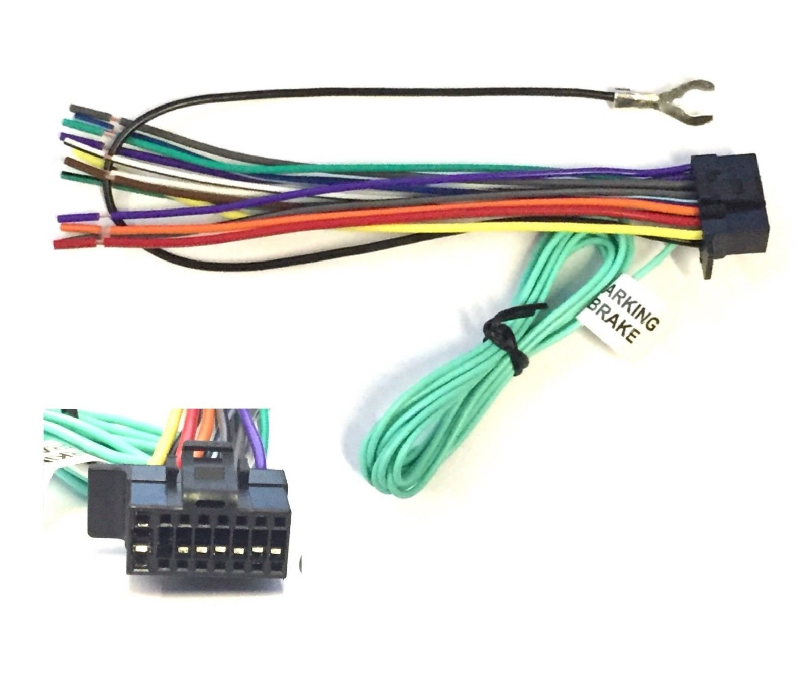 Cheap Sony Hd Car Radio Find Deals On Line At Visteon Wiring Harness Get Quotations Asc Stereo Power Speaker Wire Plug For Xplod Es 16 Pin