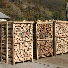 Kiln Dried Firewood for Sale, Oak and Beech Firewood Logs From Ukraine