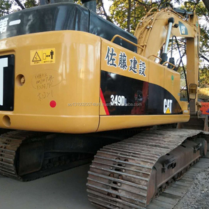 CAT Excavator 349D Used Caterpillar 349 Excavator For Sale With cheaper  Price
