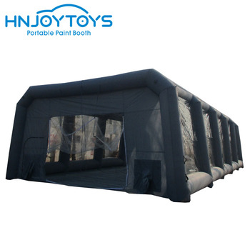 2019 high quality pvc or oxford cloth material inflatable tent price for sale