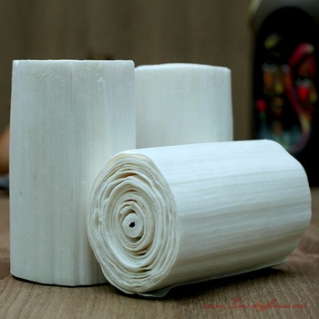 Natural Sola Wood Roll For DIY, View Sola Wood Roll, ZENX Product ...