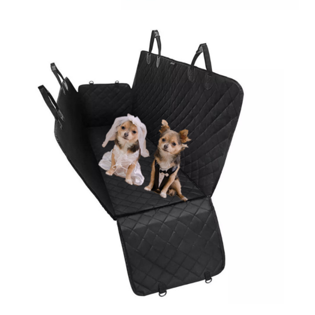 Custom Opvouwbare Hond Bed Auto pet seat cover