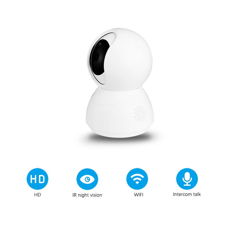 Amazon Alexa Supported CCTV Smart Home 1080P Surveillance Camera System