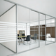demountable partition walls / warehouse partition walls / used office partition walls