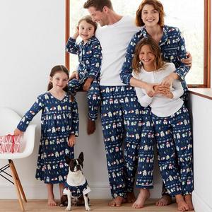 105034ac9b High Quality Adult Onesie Pajamas Set Kids Pyjamas Women Sleepwear Matching  Family
