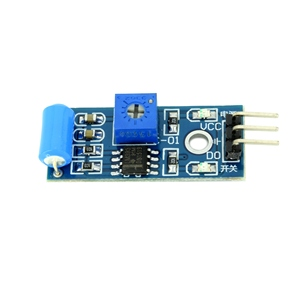 SW-420 New Normally Closed Vibration Sensor Module Alarm Sensor Module Vibration Switch