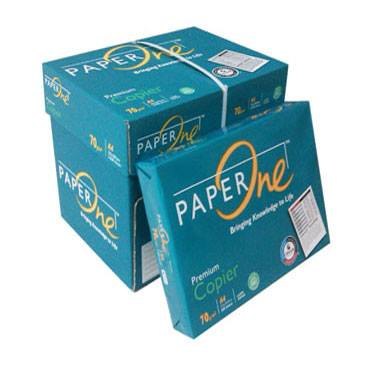 Paperone 70gsm 100% A4 Copy Paper 80gsm 210*297mm white office paper
