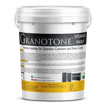 Granotone Speaker Cabinet Paint Buy Paint For Speaker Cabinet