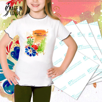 Customized T-shirt printing heat transfer paper