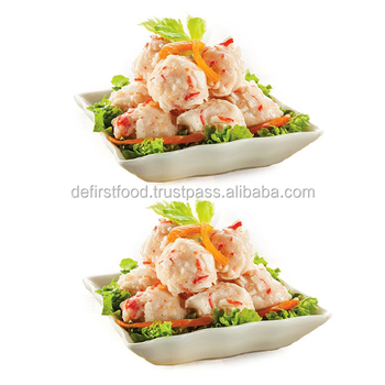 Savory Lobster Ball Steamboat Series Seafood Product