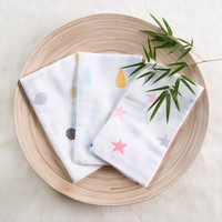 High quality Bamboo reusable cloth baby design diaper swadlle wrap with OEKO-TEX certificate