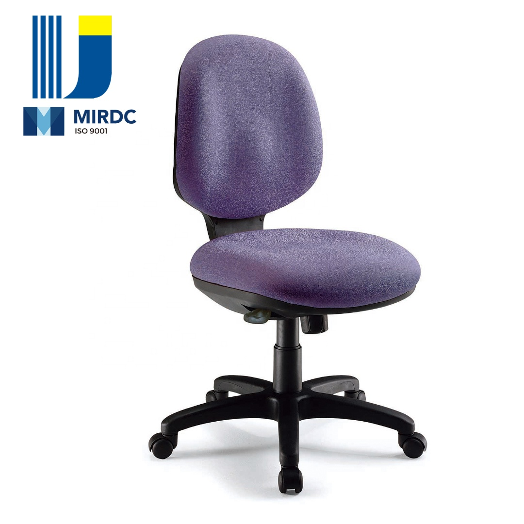 heavy duty adjustable fabric upholstery PU foam office chair with arms 2168AX