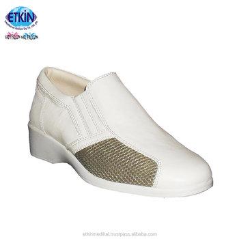 f7839511b5 Sapatos Diabéticos Saúde antibacteriano Melhor Verão Calçado Feminino Preço  ...