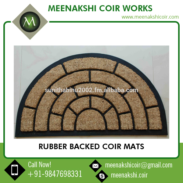 Widely Selling Moulded Coirmat Available for Bulk Supply