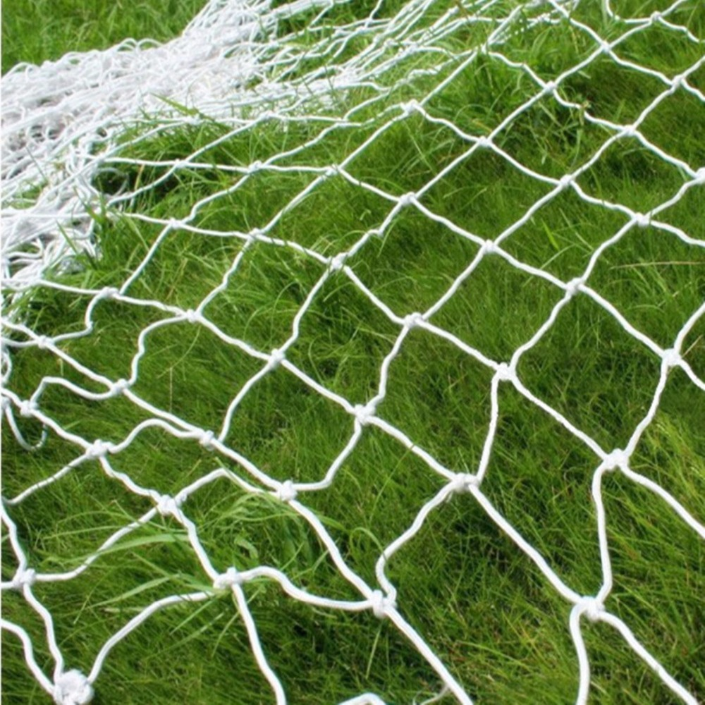 Professional Full Size FOOTBALL GOAL NET and Net World Sports 2018