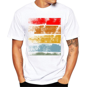 Wholesale 100% Cotton Short Sleeve Men's T-Shirt Made in Bangladesh