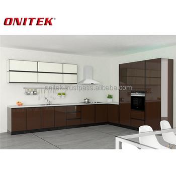 Kitchen Cabinet Simple Kitchen Design Modern Kitchen Aluminium