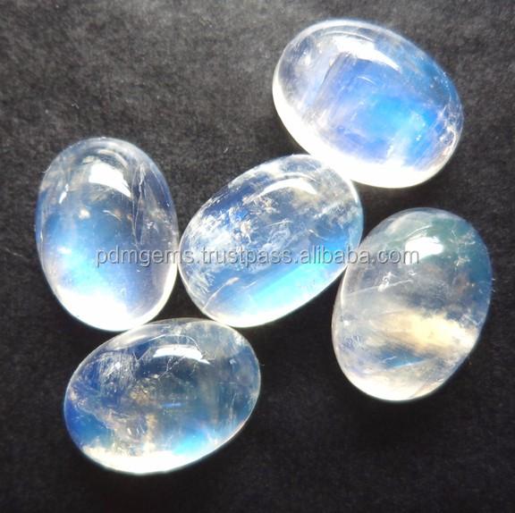 Rainbow Moonstone Cut Rectangle-Rainbow Moonstone Gemstone-Rainbow Moonstone Loose Gemstone-Rainbow Moonstone Jewellery 9.5x7x4.5 mm-JC-252