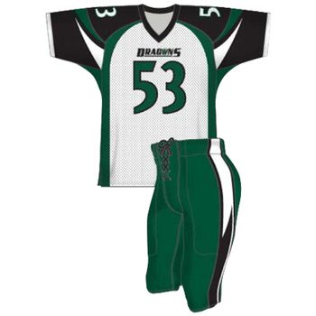 OEM Service apparel Football Uniform American Football Jersey and pant also
