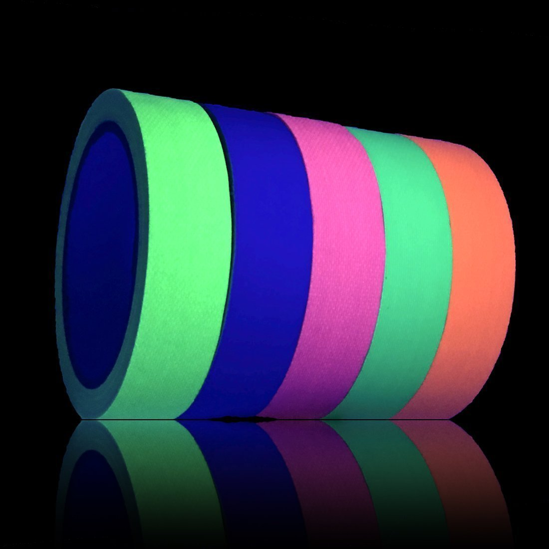 USHIO F8T5BL 7.2W UV Blacklight Fluorescent Lamp