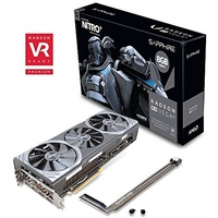 Factory Original 100% Genuine SAPPHIRE NITRO+ Radeon RX Vega 64 8GB Limited Edition Video Card 100410NT+LESR