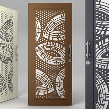 Walmond Laser Cut Metal Door Lsc-03 - Buy Front Door Designs,Main Door  Designs,Metal Door Product on Alibaba com