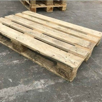 Pine Used New Epal/Euro Wood Pallets From Holland