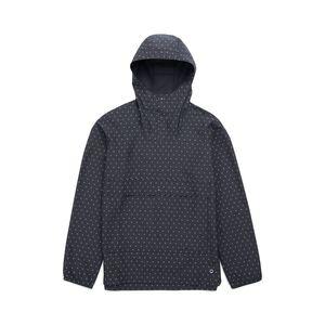 Custom Made Wind and water-resistant pullover windbreaker Street Wear Supplier